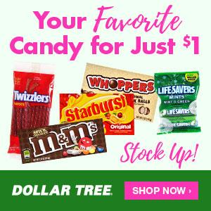 Dollar Tree Candy 300x300